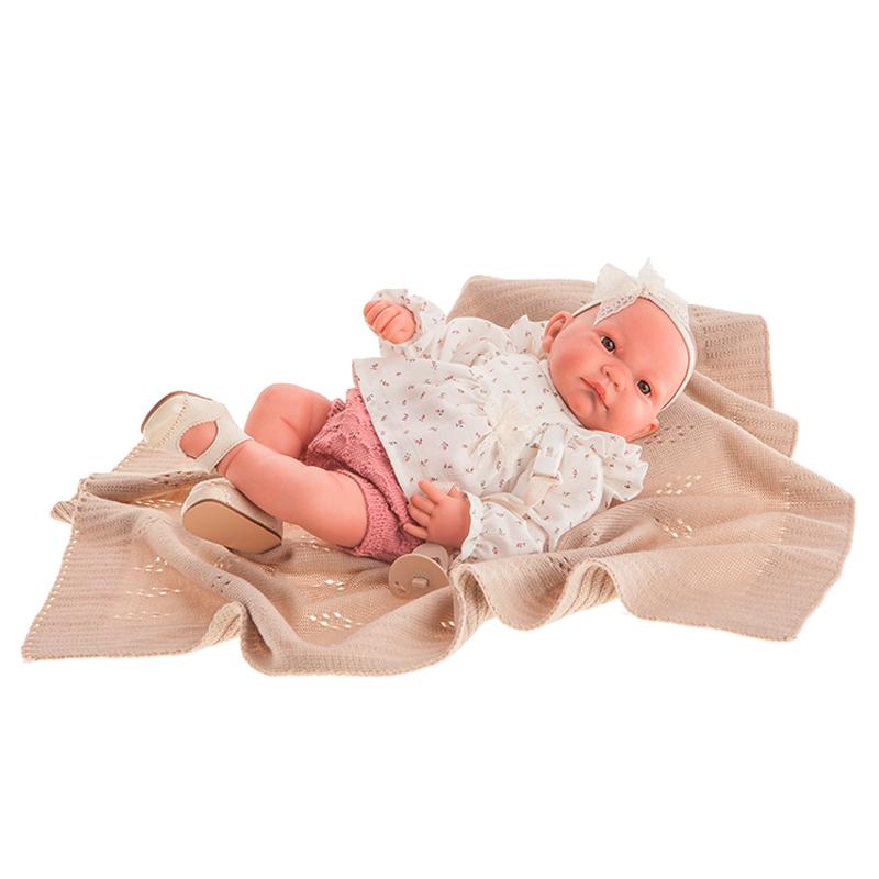 Sweet Reborn Nica Lazo Toquilla – Ref. 80115